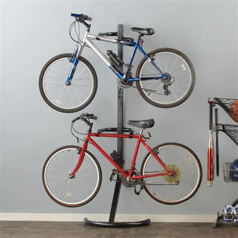 Wall Bike Rack For Garage by Awesome Bike Rack For Garage 3 Bike Rack Garage Wall
