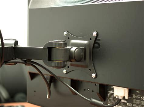 Computer Monitor Desk Mounts Av 13 To 27 Single Monitor Desk Mount Computer Cable Store