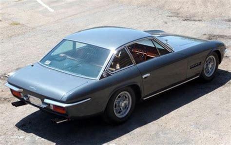 Lamborghini Islero For Sale 1969 Lamborghini Islero S Bring A Trailer