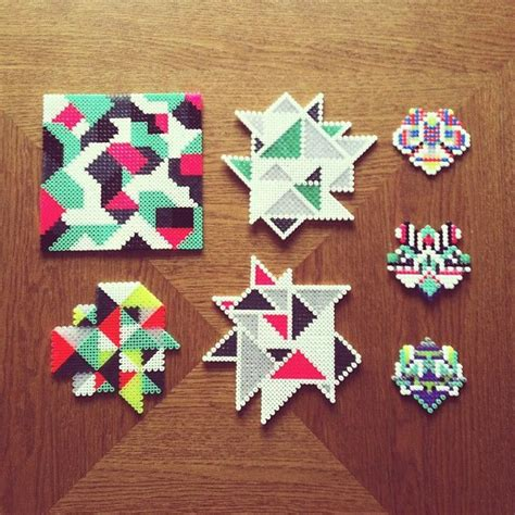 8 really cool perler bead diy ideas roundup lila