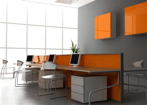 contoh desain meja kerja contoh desain ruang kantor yang indah dan nyaman creo house