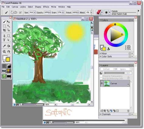 painting free version corel painter