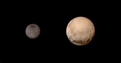 what color is the planet pluto pluto