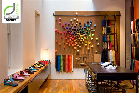 London Home Decor Stores bespoke stores nikeid bespoke new york city 187 retail