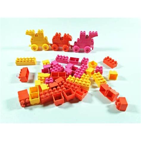 Mainan Block Where Is Leaening Isi 70 Pcs jual mainan edukatif susun block brick mini toys festival di lazada omjoni