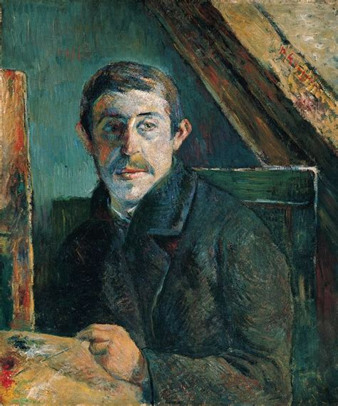 gauguin by himself by pin by claire beck on gauguin