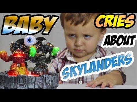 Kaos Hello Baby Serian by Baby Cries Skylanders Lightcore