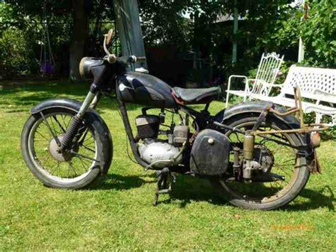 Oldtimer Motorrad Ohne Papiere Kaufen by Oldtimer Mz Rt 125 Motorrad Scheunenfund Bestes