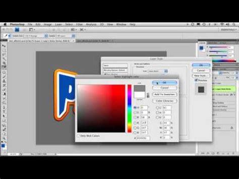 tutorial photoshop cs4 text effect indonesia photoshop cs4 tutorials text effects part 1 youtube