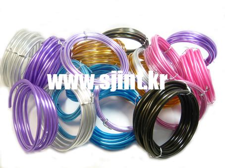Pot Pp Bunga Import 15gr Pink color aluminum wire from sj co ltd b2b marketplace portal south korea product wholesale