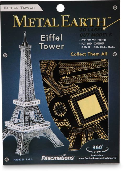 Amazing Kitchen Gadgets metal earth eiffel tower