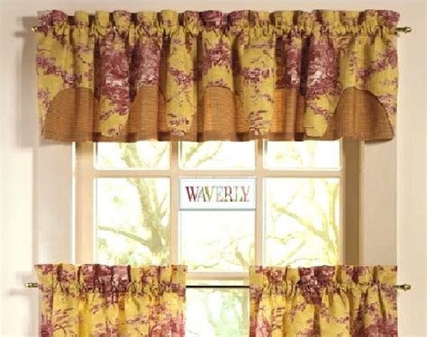 Waverly Patterns Curtains 25 Best Waverly Valances Ideas On Pinterest
