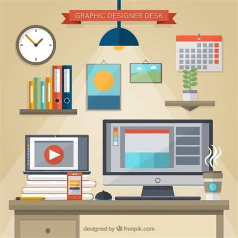 best 25 graphic designer desk ideas on
