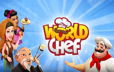 download mod game world chef world chef mod apk for android free download