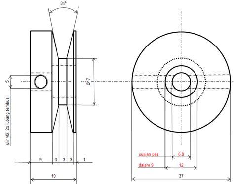Pasaran Kunci L fan motor sebagai dinamo turbin angin