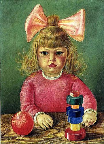 by her latest artwork it appears that nellys thicky thick girl it s about time family by german artist otto dix 1891 1969