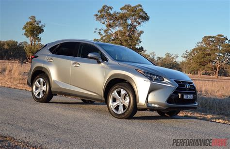 lexus australia should you buy a 2015 lexus nx 200t video