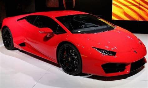 Lamborghini Huracan Red by Lamborghini Huracan Goes Rwd Loses Weight To Please