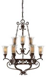 Chandelier Miami Astor 9 Light Chandelier Traditional Chandeliers Miami By Fratantoni Lifestyles