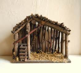 25 best ideas about nativity stable on
