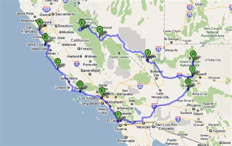 san francisco map distance distance in united states mapquest autos post