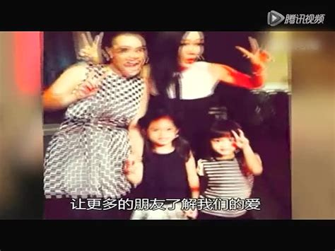 Qq Ori 140 钟丽缇携女儿上节目 全家都是美人胚 时尚 腾讯网