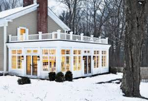 Rustic sunroom decorating ideas exterior traditional with french doors