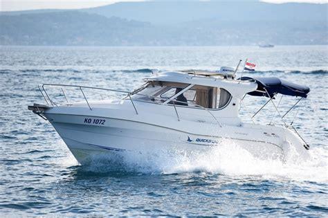 quicksilver 750 weekend motorboot huren - Weekend Motorjacht Huren