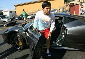 pacquiao car collection 30 most ridiculously luxurious rides in sports bleacher