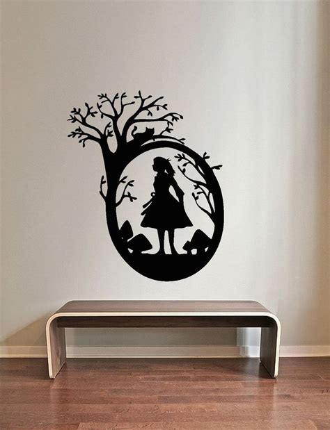 alice in wonderland inspired home decor 10 best images about vinyl wall art on pinterest wall