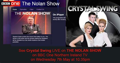 swing tv show crystal swing tv shows