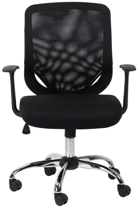 Office Chairs Atlanta Alphason Atlanta Black Mesh Office Chair Aoc9201 M