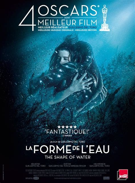 regarder vf l heure de la sortie en film complet streaming vf hd affiche du film la forme de l eau the shape of water