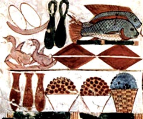 alimentazione storia storia dell alimentazione nell antico egitto