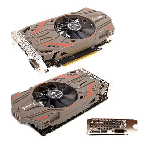 Diskon Colorful Geforce Gtx 1050 Ti 4gb Lp Low Profile geforce gtx 10 series colorful igame graphic card gtx