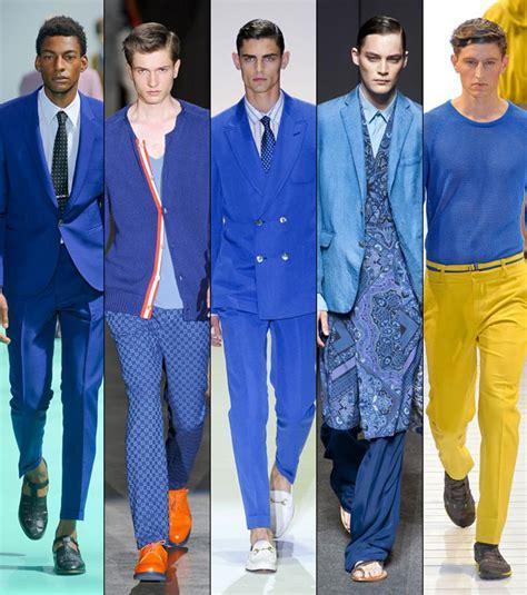 Blus Fashion2 blue colour trend blue clothing for