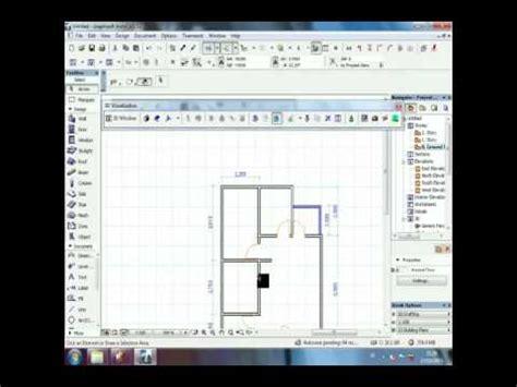 youtube archicad layout tutorial archicad layout studio apartment youtube