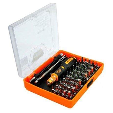 Obeng Fleksibel jakemy 53 in 1 precision screwdriver repair tool kit jm 8127 jakartanotebook