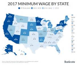 Gardena Ca Minimum Wage 2017 Minimum Wage To Rise In 19 States In 2017 Sbc Magazine