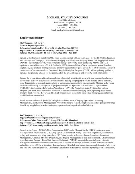Supply Management Specialist Sle Resume by Sle Supply Management Specialist Resume Sle Resume For Operations Supply Chain Management