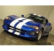 1996 Dodge Viper GTS For Sale With 7200 1 Owner Miles