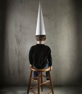 How To Make A Dunce Cap Out Of Paper - ethics dunce sen rand paul r ky ethics alarms