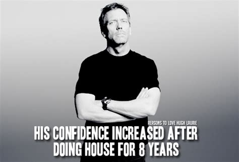 Gordon And Hugh Ask You To Think About Your Food by Reasons To Hugh Laurie Reason 324 His Confidence