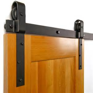 Ready To Finish Kitchen Cabinets heavy duty industrial barn door hardware real sliding