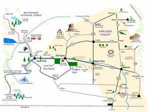 colorado tourist map maps update 670643 colorado tourist map colorado