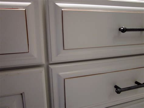 white kitchen cabinets with grey glaze myideasbedroom