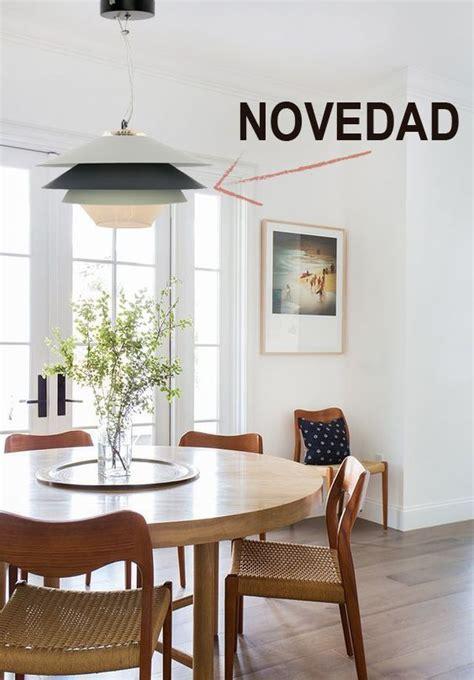 lampara de techo moderna pier gris en  cocina