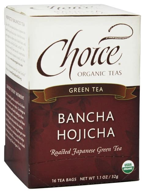 tea bancha choice organic teas bancha hojicha toasted green tea