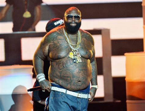 rick ross tattoos rick ross musicians with tattoos rolling