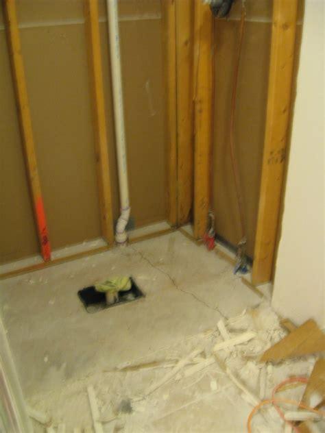Removing Fiberglass Shower how to remove a fiberglass tub and shower assembly